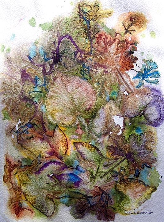 Watercolor art society houston tx - Magical World Of Botanical Painting Susan Giannantonio